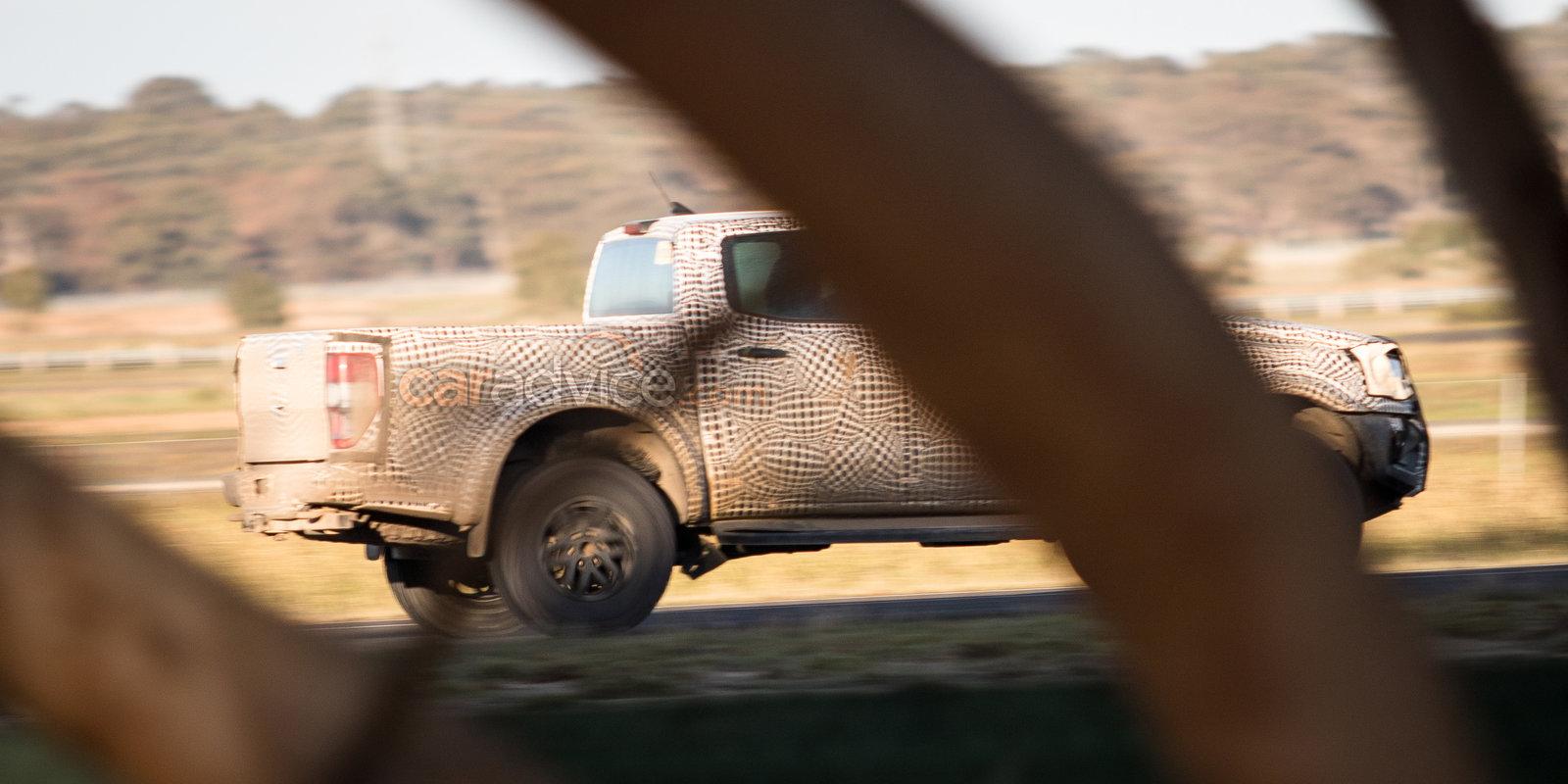 2019 Ford Ranger 2 1 1