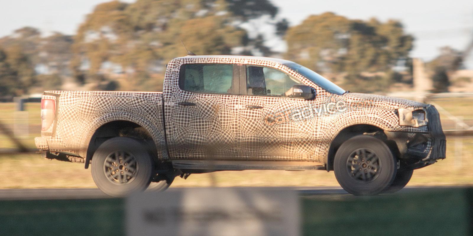 2019 Ford Ranger 3 1 1