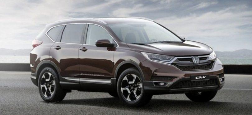 2019 honda crv rumors price release date interior exterior for 2019 honda crv release date