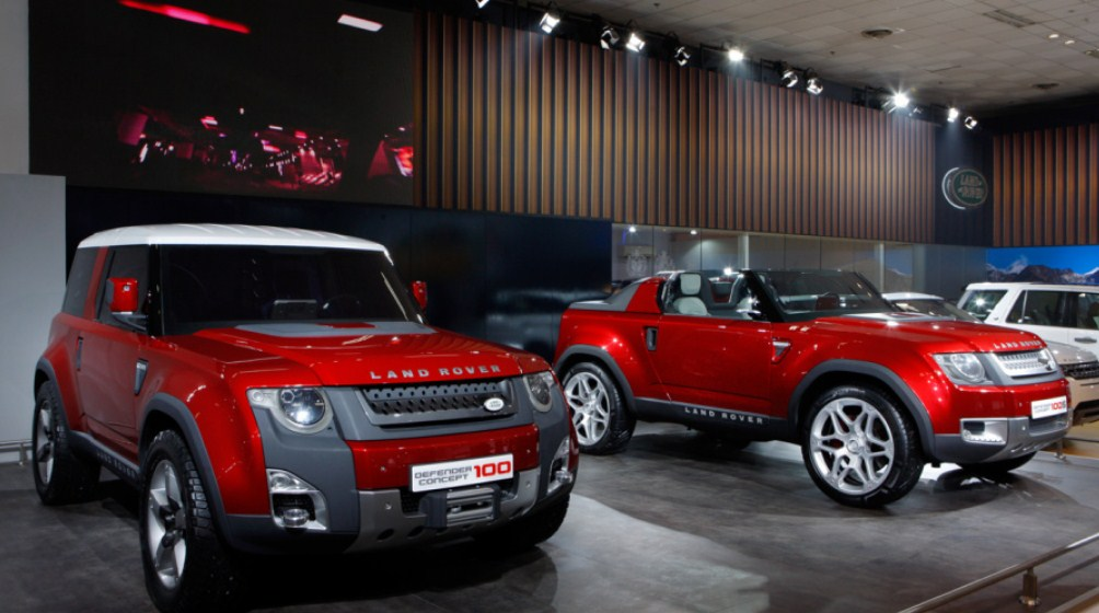 2019 Land Rover Defender Price, Engine, Specs, Design