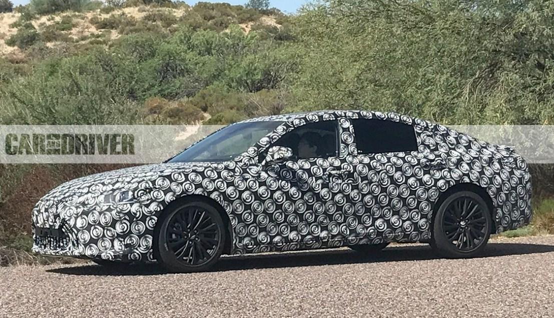 2019 Lexus ES 4