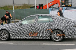 2019 Lexus GS SPIED 250x166