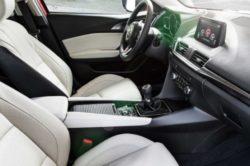 2019 Mazda 3 interior 250x166