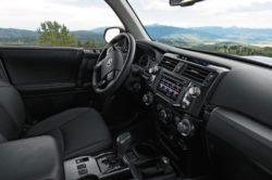 2019 Toyota 4Runner interior 250x166