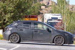 2019 Toyota Corolla hatchback 5 250x166