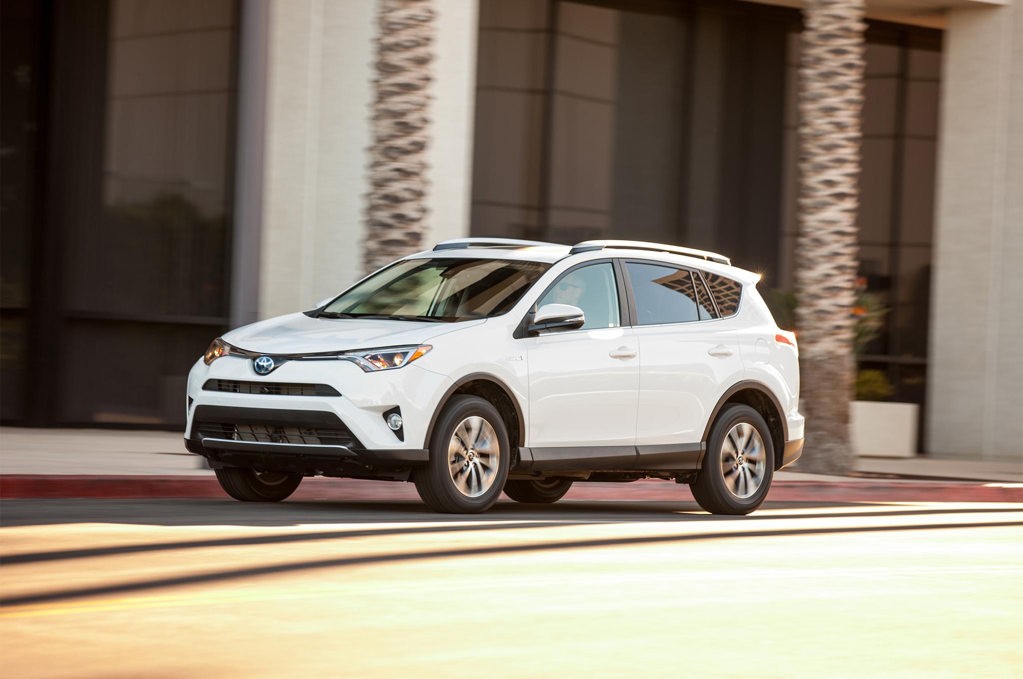2019 Toyota RAV4 2