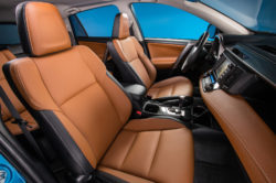 2019 Toyota RAV4 interior 250x166