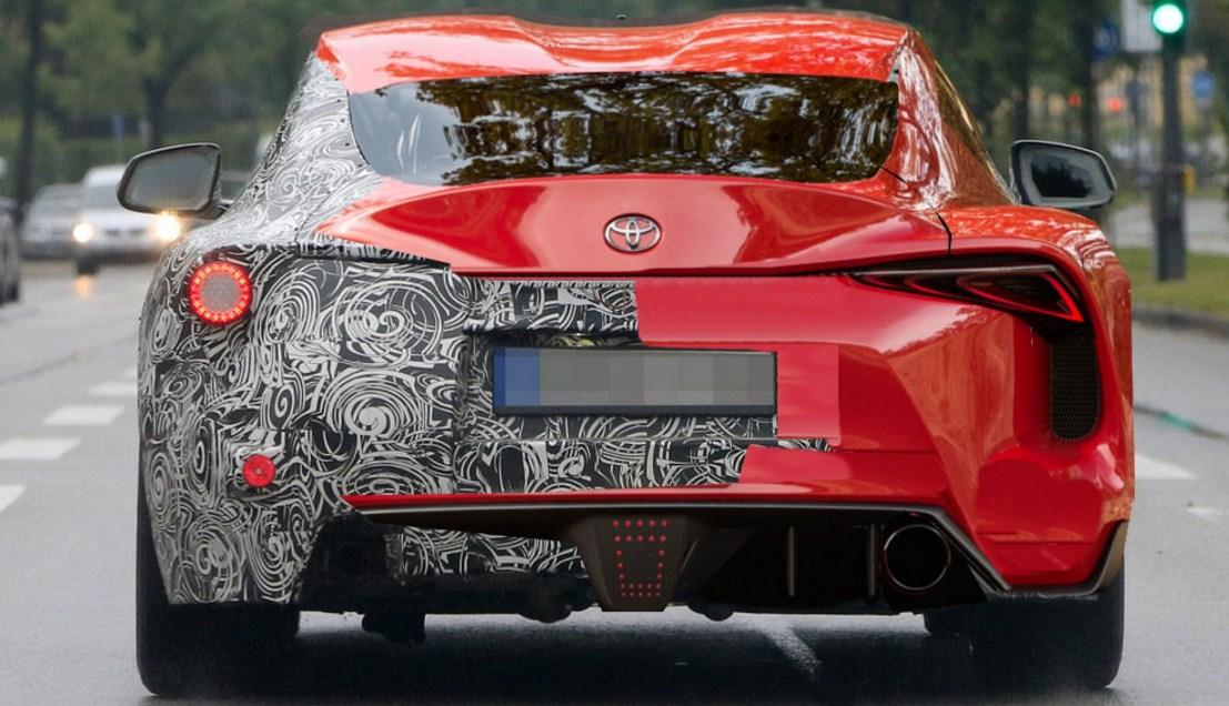 Toyota Ft 1 Specs >> 2019 Toyota Supra Price, Specs, Release Date, Engine, Design