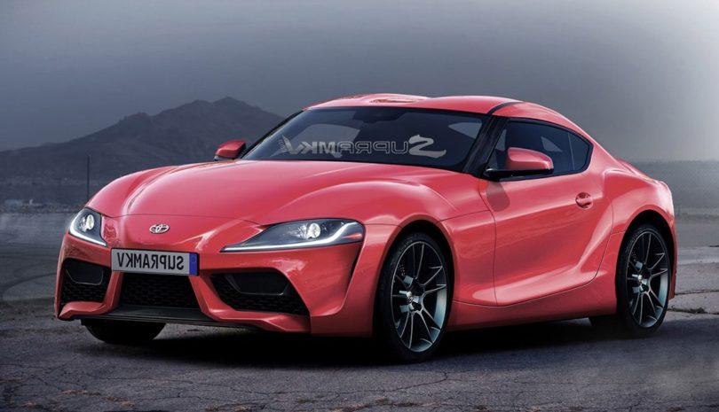 2019 Toyota Supra Price Specs Release Date Engine Design