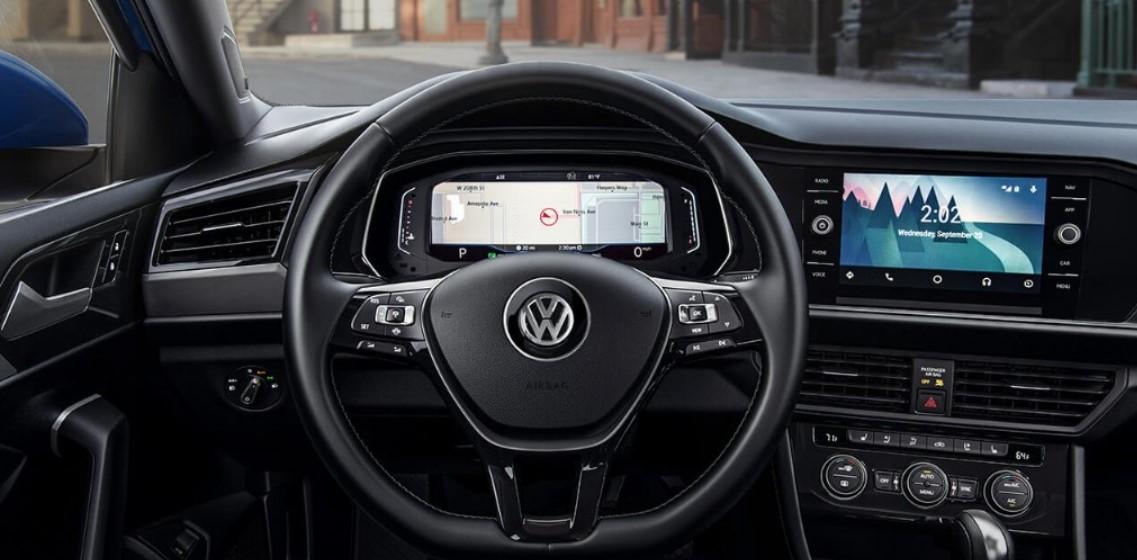 Jetta 2019 Interior Update Upcoming Cars 2020