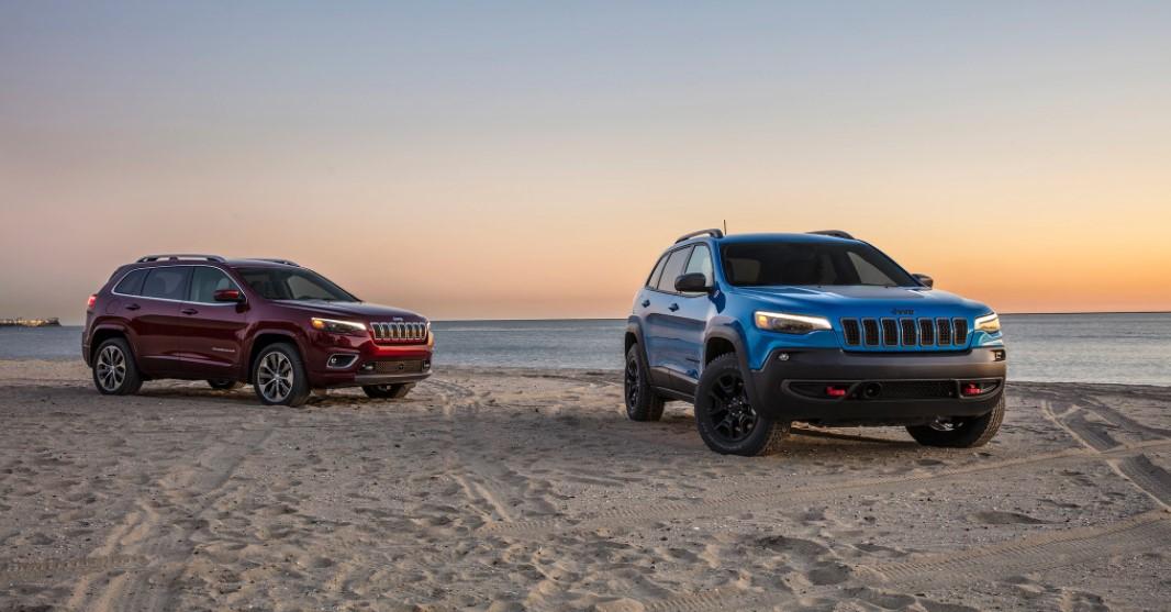 2019 jeep cherokee 6 1
