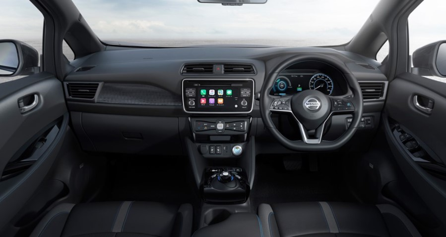 2019 nissan leaf range  price  specs  interior  release date  design