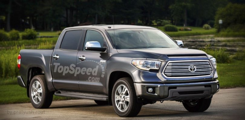 2019 Toyota Tundra Not The Change We Are Craving For