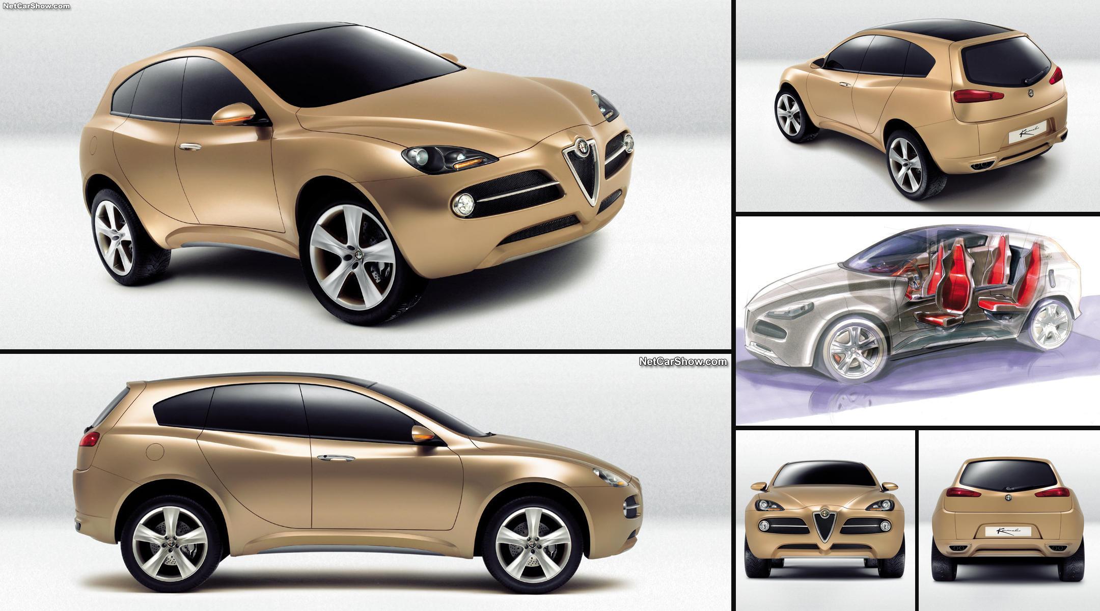 2020 Alfa Romeo Kamal 4