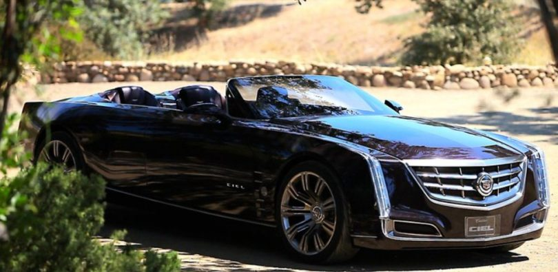 2017 Cadillac Ciel Price, Release Date