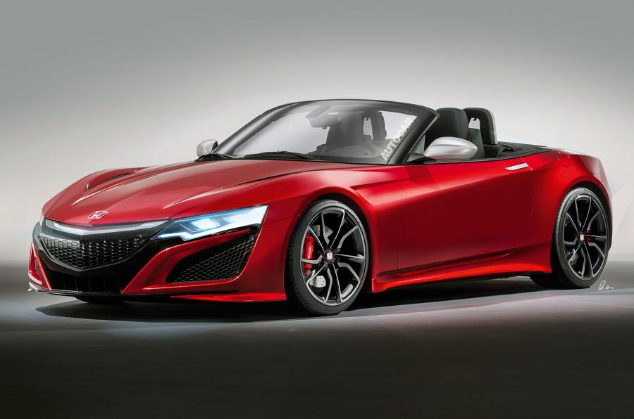 2019 Honda S2000 Rumors Rendering Photos Specs