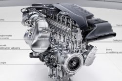 Inline Four Engines 250x166